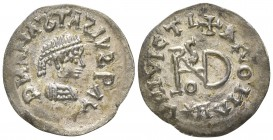 The Gepids. Sirmium AD 491-518. Siliqua AR, in the name of Anastasius