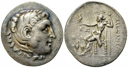 "Alexander III. ""the Great"" Tetradrachm, civic issue from Temnos 