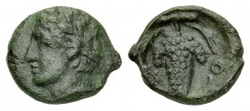 Lokris AE13, c. 325-300 BC 