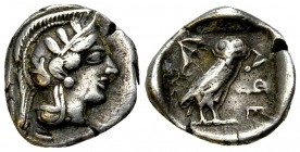 Athens AR Drachm, c. 430s 