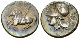 Corinth AR Stater, c. 320 BC 