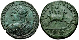 Caracalla AE Medallion, Philippopolis 