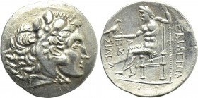 EASTERN EUROPE. Imitations of Alexander III 'the Great' of Macedon or Seleukos I Nikator of the Seleukid Empire (3rd-2nd centuries BC). Tetradrachm.