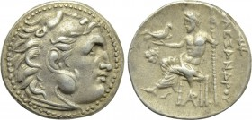 KINGS OF MACEDON. Alexander III 'the Great' (336-323 BC). Drachm. Magnesia ad Maeandrum.