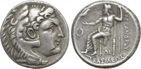 KINGS OF MACEDON. Alexander III 'the Great' (336-323 BC). Tetradrachm. Uncertain mint, possibly Side. Possible lifetime issue.