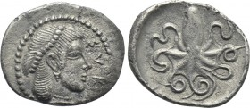SICILY. Syracuse. Second Democracy (466-405 BC). Litra.