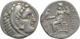 KINGS OF MACEDON. Alexander III 'the Great' (336-323 BC). Drachm. 'Kolophon'.