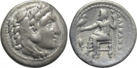 KINGS OF MACEDON. Alexander III 'the Great' (336-323 BC). Hemidrachm. Miletos.