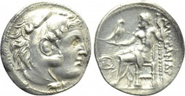 KINGS OF MACEDON. Alexander III 'the Great' (336-323 BC). Drachm. Mylasa.
