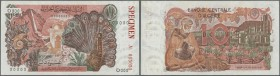 Algeria: 100 Dinars 1970 Specimen P. 127s in condition: aUNC.