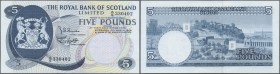 Scotland: 5 Pounds 1969 P. 330 in condition: UNC.