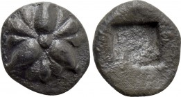 ASIA MINOR. Uncertain. Hemiobol (Circa 5th century BC).