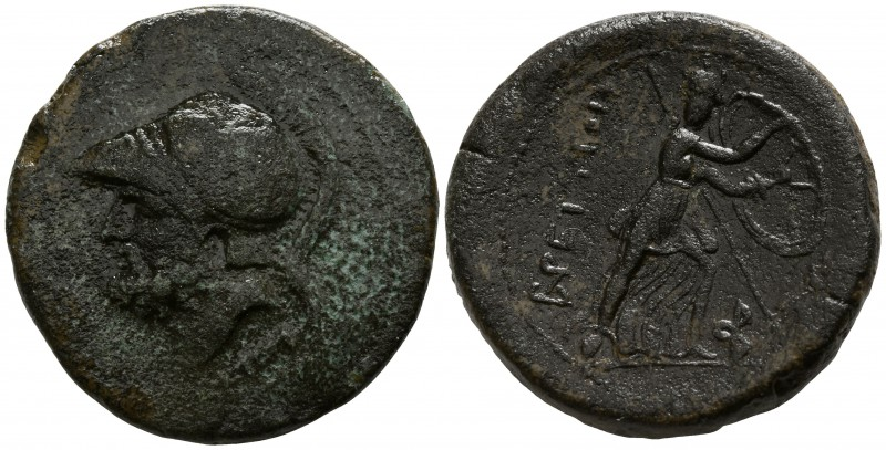 Bruttium. The Brettii circa 208-203 BC.