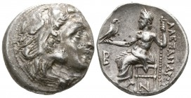Kings of Macedon. Kolophon. Antigonos I Monophthalmos 320-301 BC. Drachm AR