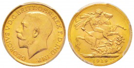 Canada, George V 1910-1936