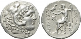 KINGS OF MACEDON. Alexander III 'the Great' (336-323 BC). Tetradrachm. Uncertain mint in Black Sea region.