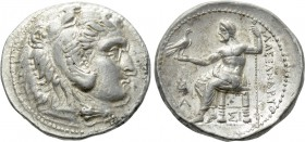 KINGS OF MACEDON. Alexander III 'the Great' (336-323 BC). Tetradrachm. Sidon.