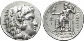 KINGS OF MACEDON. Philip III Arrhidaios (323-317 BC). Tetradrachm. Arados.