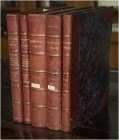 [Jameson.] Collection R. Jameson. Paris, Feuardent Frères, 1913–1932. Four parts complete in five volumes. Tome I. Monnaies grecques antiques. Descrip...