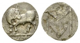Sybaris AR Obol, c. 550-510 BC 