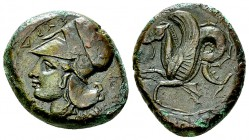 Syracuse AE Litra, c. 400 BC 
