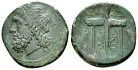 Hieron II AE20 