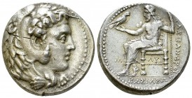 Alexander III AR Tetradrachm, Babylon 