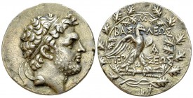 Perseus AR Tetradrachm, 179-168 BC 