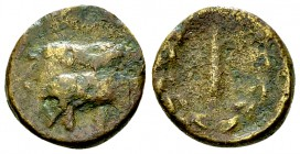Athens AE14, c. 261-229 BC 