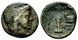 Argos AE Dichalkon, c. 100-50 BC 