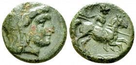 Kolophon AE18, c. 350-300 BC 