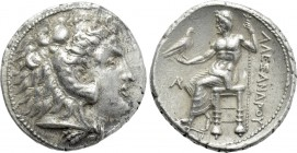 KINGS OF MACEDON. Alexander III 'the Great' (336-323 BC). Tetradrachm. Arados.