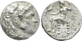 KINGS OF MACEDON. Alexander III 'the Great' (336-323 BC). Tetradrachm. Babylon.