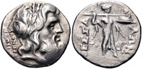 Thessaly, Thessalian League, mid - Late 1st Century BC, Silver Stater