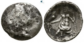 Eastern Europe. Imitations of Alexander III of Macedon  circa 300-200 BC. Drachm AR