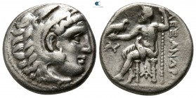 Kings of Macedon. Magnesia ad Maeandrum. Antigonos I Monophthalmos 320-301 BC. In the name and types of Alexander III. Struck circa 319-305 BC. Drachm...