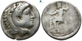 "Kings of Macedon. Alexander III ""the Great"" 336-323 BC. Tetradrachm AR"