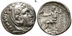 "Kings of Macedon. Amphipolis. Alexander III ""the Great"" 336-323 BC. Tetradrachm AR"