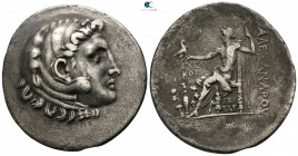 "Kings of Macedon. Temnos. Alexander III ""the Great"" 336-323 BC. Tetradrachm AR"