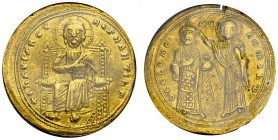 Romanus III, 1028-1034. Gold Histamenon 1028-1034, Constantinople. DOC 1. AU. 4.32 g. VF