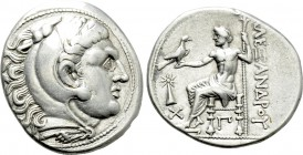 KINGS OF MACEDON. Alexander III 'the Great' (336-323 BC). Tetradrachm. Ouranopolis.