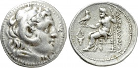 KINGS OF MACEDON. Alexander III 'the Great' (336-323 BC). Tetradrachm. Uncertain mint in Greece or Macedon.