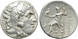 KINGS OF MACEDON. Alexander III 'the Great' (336-323 BC). Tetradrachm. Magnesia pros Maiandros.