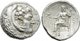 KINGS OF MACEDON. Philip III Arrhidaios (323-317 BC). Tetradrachm. Susa.