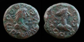 KINGS OF THE BOSPOROS: Thothorses with uncertain emperor, 285-308, Dated BE 595=AD 298/9, BI Stater. 7.15g, 19.5mm.