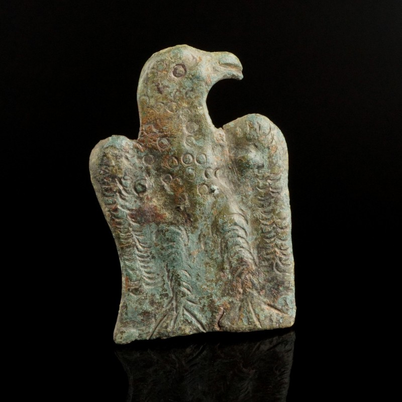 Roman Eagle Plaque