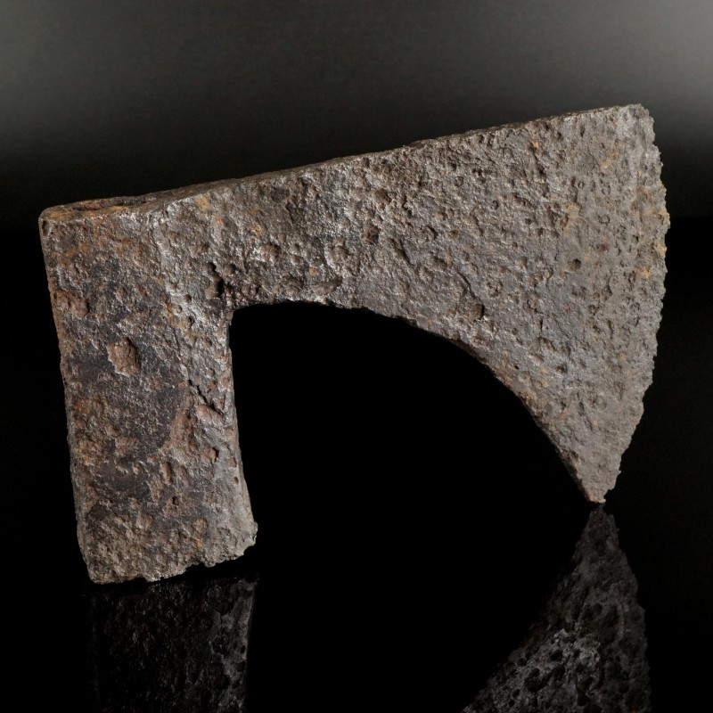 Medieval Beard Axe Head