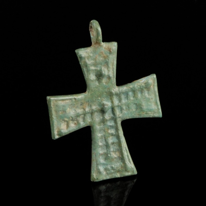 Byzantine Cross Pendant