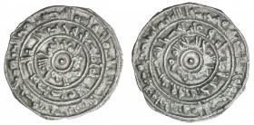 FATIMID: al-Mu'izz, 953-975, AR ½ dirham (1.44g), al-Mansuriya, AH359, A-699, Nicol-453, lovely strike, perfectly centered, EF.