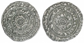 FATIMID: al-Mu'izz, 953-975, AR ½ dirham (1.43g), al-Mansuriya, AH360, A-699, Nicol-454, lovely strike, VF-EF.